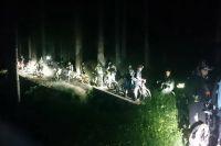 Pédaler en nocturne, une autre expérience du VTT !