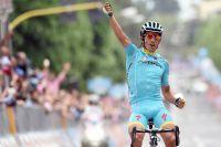 Paolo Tiralongo signe sa troisième victoire d'étape sur le Giro