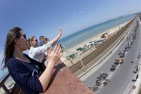 Le public toujours présent au bord des routes du Giro