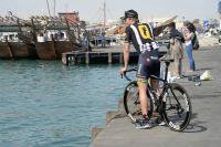 Edvald Boasson-Hagen flâne sur le port