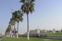 Sur la corniche de Doha
