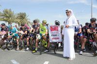 Le départ du Tour du Qatar est donné