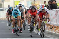 Alexander Kristoff vainqueur au Qatar