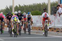 Peter Sagan jette son vélo mais Alexander Kristoff a déjà coupé la ligne