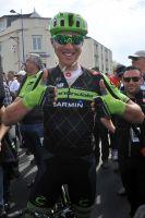 Ramunas Navardauskas a réussi son coup au Circuit de la Sarthe