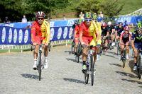 Joaquim Rodriguez et Alejandro Valverde