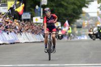 Chloé Dygert devient championne du monde Juniors sur route