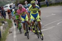 Roman Kreuziger protège Alberto Contador