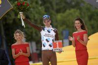 Romain Bardet élu super combatif du Tour 2015
