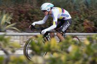 Le champion de Colombie CLM Rigoberto Uran