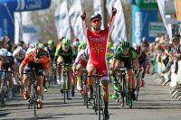 Nacer Bouhanni obtient sa première victoire sous le maillot Cofidis