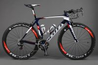 Le Scott Foil de IAM Cycling
