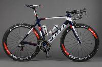 Le Scott Foil de IAM Cycling