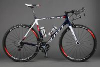 Le Scott Addict de IAM Cycling
