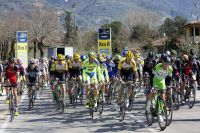 Au départ de Tirreno-Adriatico