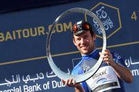 Un nouveau trophée pour Mark Cavendish