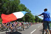 14 juillet sur le Tour de France
