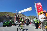 Rafal Majka franchit le premier le sommet du Tourmalet