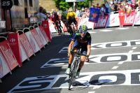 Alejandro Valverde grignote 2 secondes à Chris Froome
