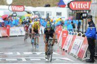 Alejandro Valverde gagne encore 1 seconde au Plateau de Beille