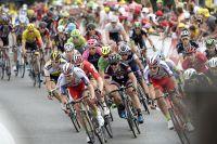 Alexander Kristoff lance le sprint