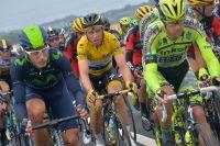 Tony Martin est en jaune