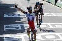 Dans l'ombre de Joaquim Rodriguez, Chris Froome est l'autre vainqueur de cette 3ème étape