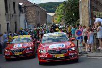 Le Tour de France s'arrête