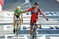 Victoire de Greg Van Avermaet devant Peter Sagan à Rodez