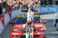 Romain Bardet triomphe à Saint-Jean-de-Maurienne