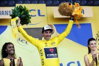 Fabian Cancellara renoue avec le maillot jaune