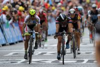 John Degenkolb et Peter Sagan battus pour la gagne