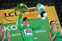 André Greipel en vert