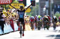 Zdenek Stybar triomphe sur le Tour