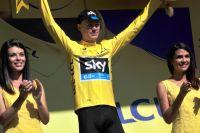 Chris Froome est de nouveau en jaune