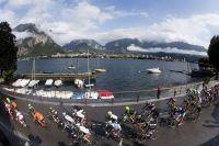 Décor typique du Tour de Lombardie