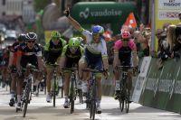 Michael Albasini s'impose à nouveau au Tour de Romandie