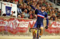 Championnats de France piste : le résumé de la première journée