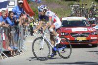 Thibaut Pinot en route vers un succès de prestige à l'Alpe d'Huez