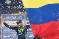 Avec Nairo Quintana, la bannière colombienne flotte sur Tirreno-Adriatico