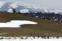La neige fait son apparition sur Tirreno-Adriatico