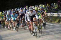 Fabian Cancellara en tête de file