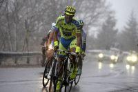 Alberto Contador mène la chasse