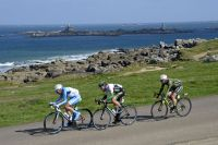 Dan Craven découvre les charmes du nord-Finistère