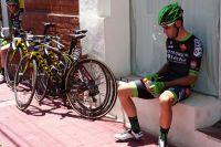 Il fait chaud en Argentine pour Matthieu Boulo !