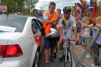 Fernando Gaviria, la surprise du Tour de San Luis
