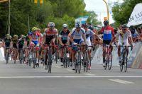 Le peloton cosmopolite du Tour de San Luis