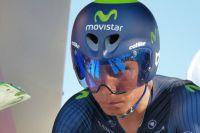 La concentration peut se lire sur le visage de Nairo Quintana