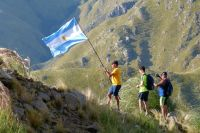 Que la montagne est belle en Argentine !