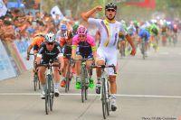 Mark Cavendish tombe sur plus rapide que lui au Tour de San Luis : Fernando Gaviria